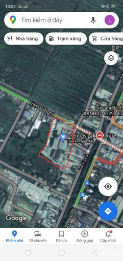 Bán chợ khu công nghiệp Lê Minh Xuân, 1,3ha, 180 tỷ