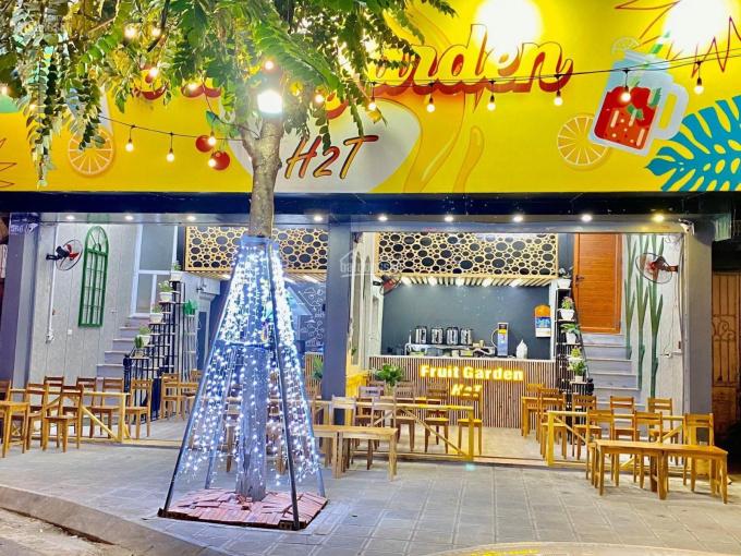 Cho thuê cửa hàng mặt phố Trần Khát Chân, gần Phố Huế: Diện tích 55m2, mặt tiền 10m, KD tốt ảnh 0
