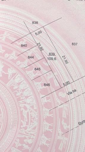 Cần bán gấp lô đất diện tích 5x22 giá 1tỷ, nằm ngay trung tâm TP Cà Mau ảnh 0