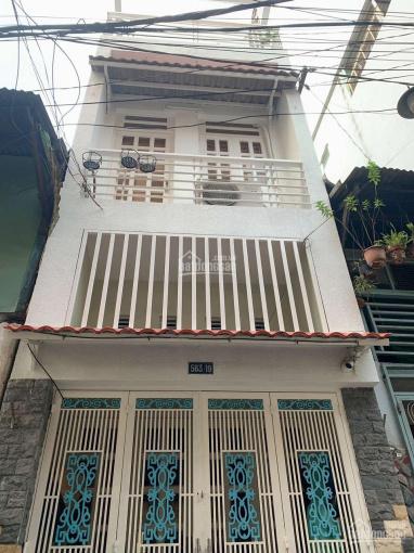 Bán nhà 563 Nguyễn Đình Chiểu, P2, Q. 3, HXH, nhà 1 trệt, 1 lửng, 2 lầu. Giá 6.5 tỷ TL ảnh 0