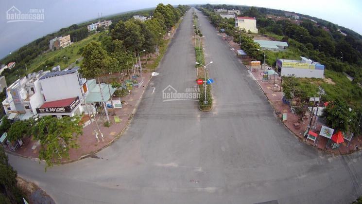 Bán nền nhà phố 100m2, giá 1,3 tỷ, thuộc dự án HUD, Nhơn Trạch, Đồng Nai ảnh 0