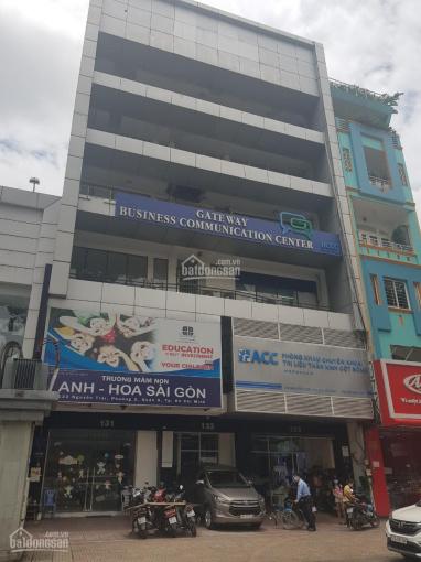 Bán nhà tòa nhà MT Nguyễn Trãi, Phường 2, Q5, DT 14 x 40m, hầm 7 lầu giá 165 tỷ TL ảnh 0