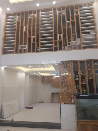 Nhà mới 1 trệt 1 lửng 2 lầu, tặng full nội thất ngay đường Nguyễn Triệu Luật, giá chỉ 4,6 tỷ ảnh 0