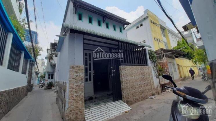 Nợ ngân hàng bán nhà 2 tầng, hẻm 3m, Nguyễn Huy Lượng, 56.79 m2, 3.95 tỷ ảnh 0