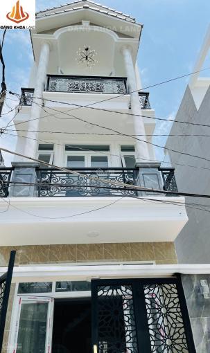 Nhà đẹp 1 Trệt 3 Lầu thiết kế hiện đại, HXH đường Lã Xuân Oai ngay chợ Tăng Nhơn Phú A, chỉ 5.35 tỷ ảnh 0
