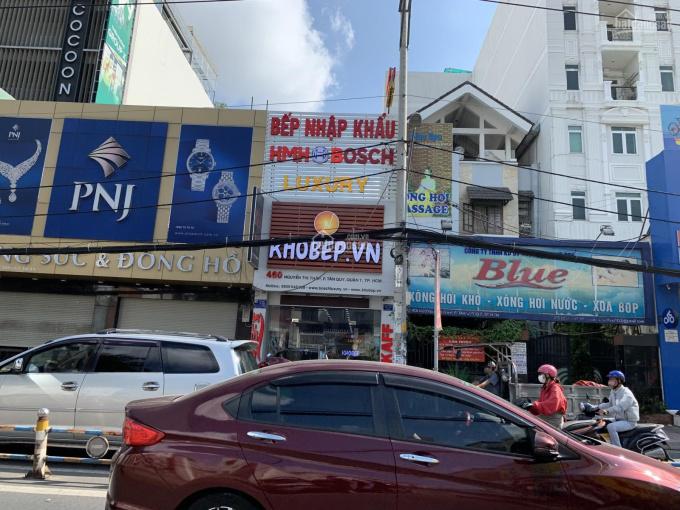 Bán nhà mặt tiền Nguyễn Thị Thập vị trí đẹp gần Lotte, 4.5 x 37m, giá 33 tỷ ảnh 0