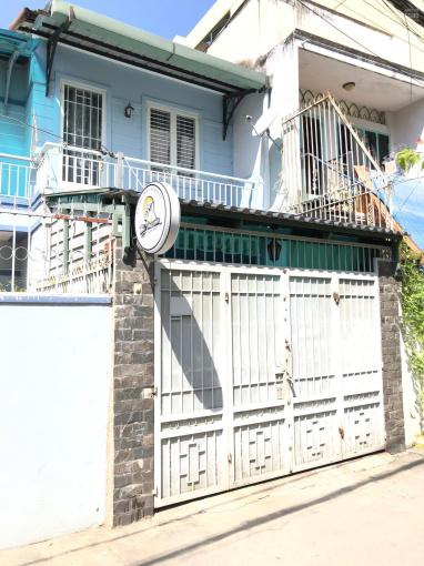 Nhà HXH thông Nguyễn Cửu Vân 4x16m 1 trệt lầu 1PK, 1PB, 2PN - 2WC có nội thất giá 16tr/th ảnh 0