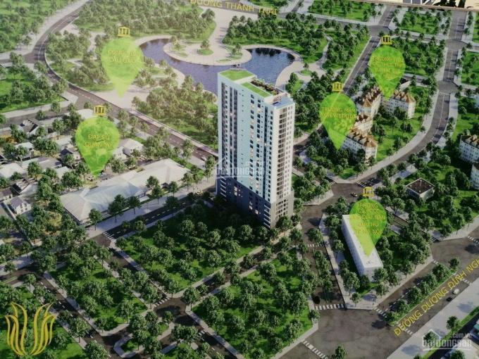 Chung cư Luxury Park View cạnh công viên Cầu Giấy - căn 4PN 131m2 giá chỉ 5,3 tỷ - ở ngay sổ hồng ảnh 0