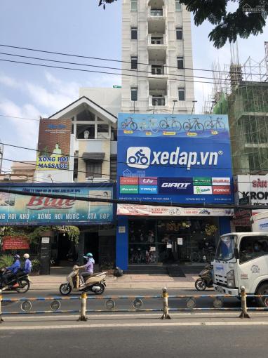 Nhà mặt tiền Nguyễn Thị Thập, P. Tân Quy, Quận 7, 8m x 27m, trệt 2 lầu, giá chỉ 48 tỷ ảnh 0
