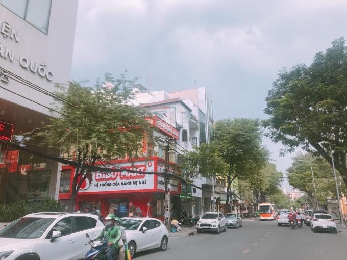 Bán căn góc 2 mặt tiền Nguyễn Đình Chiểu (NH: 6m x 15m, 4 lầu), P. 4, quận 3, HĐ thuê 120tr/th ảnh 0