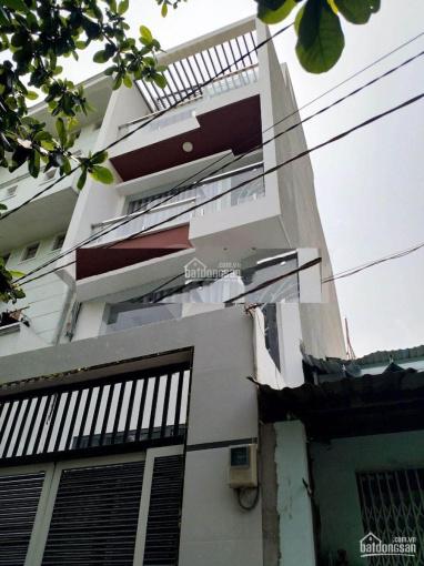 Bán nhà mới 100%, HXT 6m (4 x 12m) Tô Hiệu, P. Tân Thới Hòa, Quận Tân Phú ảnh 0