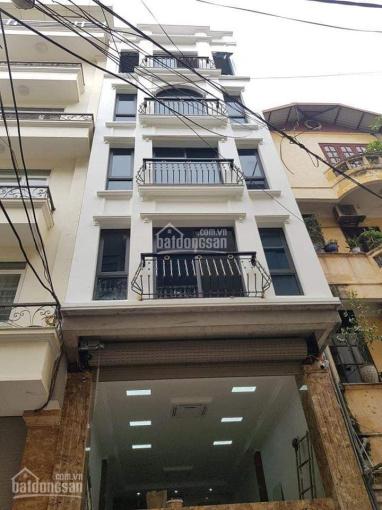 6 tầng thang máy, 2 ô tô tránh vỉa hè 2m gần phố, Nghĩa Đô, 62m2, thoáng trước sau ảnh 0