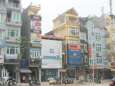 Bán nhà mặt phố Lạc Trung, Hai Bà Trưng, kinh doanh sầmuất, 2 mặt tiền, vỉa hè, 70m2, MT 4m, 22 tỷ ảnh 0