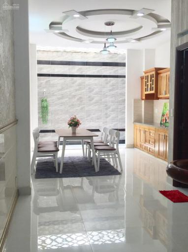 Bán nhà phố Đặng Thuỳ Trâm P13 Quận Bình Thạnh 4x20m - Giá 9 tỷ TL ảnh 0