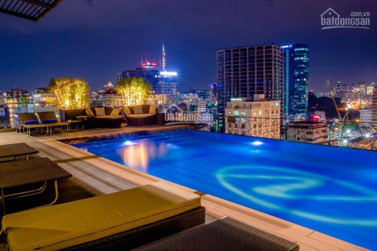 Bán khách sạn 4 sao mặt tiền P. Bến Nghé 70P 7x30m 10 tầng giá 350 tỷ (Chính 1 chủ) ảnh 0