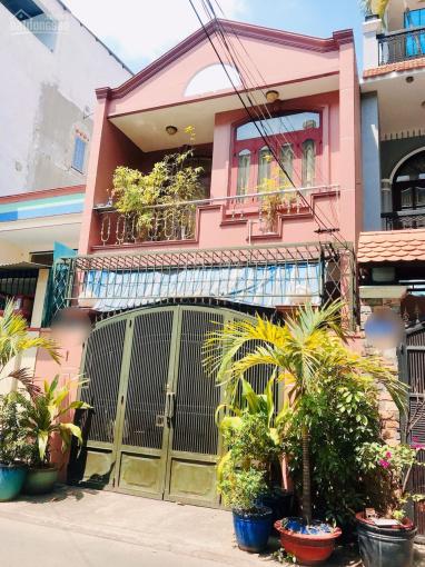 Bán nhà mặt tiền nội bộ-Vạn Hạnh, Phường Tân Thành, Quận Tân Phú DT 4,8x20,5m. 1 lầu + ST 10,6 tỷ ảnh 0