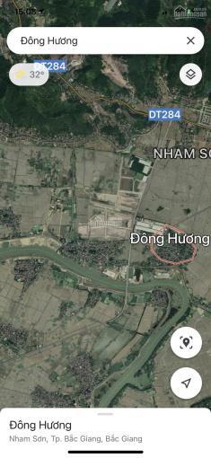 Bán gấp mảnh đất giáp khu công nghiệp Yên Lư Yên Dũng Bắc Giang 800m2,  full thổ cư 5,5 tỷ ảnh 0