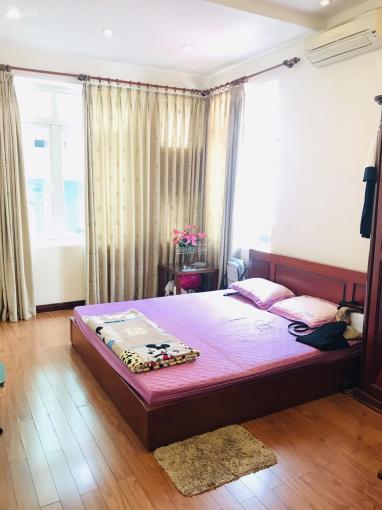 Cho thuê nhà đẹp ở Vạn Phúc DT 55m2x5T, MT 4m full nội thất có gara giá 16 tr/th LH 0968063506 ảnh 0