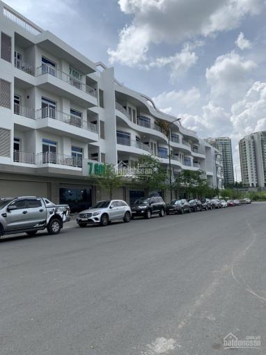 Cần tiền bán gấp nhà phố Thủ Thiêm Lakeview CII, DT 5,2x18m hầm, trệt 3 lầu ST giá TL cực tốt 33 tỷ ảnh 0