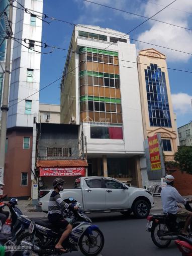 Bán rẻ nhà Quận 3, MT ĐƯờng Lý Chính Thắng nhà trệt, 4 lầu HĐ thuê 100tr/tháng, 6x10m, giá 26 tỷ ảnh 0
