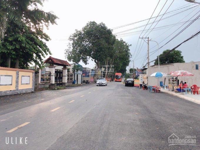 Cần bán đất thổ cư đường Nguyễn Thị Lắng, Củ Chi, 5x20, sổ hồng riêng, công chứng, sang tên ngay ảnh 0