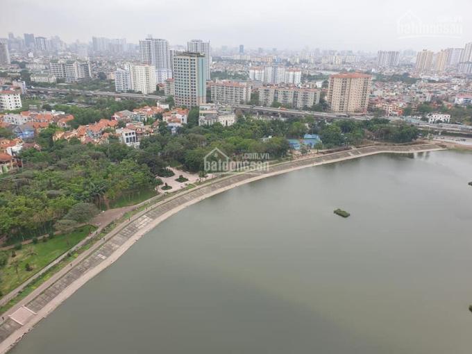 Bán căn hộ view hồ Linh Đàm, góc đầu hồi, 56m2, 2PN - 2WC, tầng trung đẹp, giá hợp lý ảnh 0