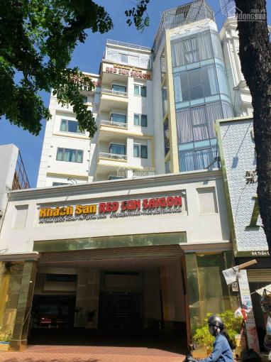 Bán khách sạn 2 sao, mặt tiền Trần Quốc Hoàn, Tân Bình ảnh 0