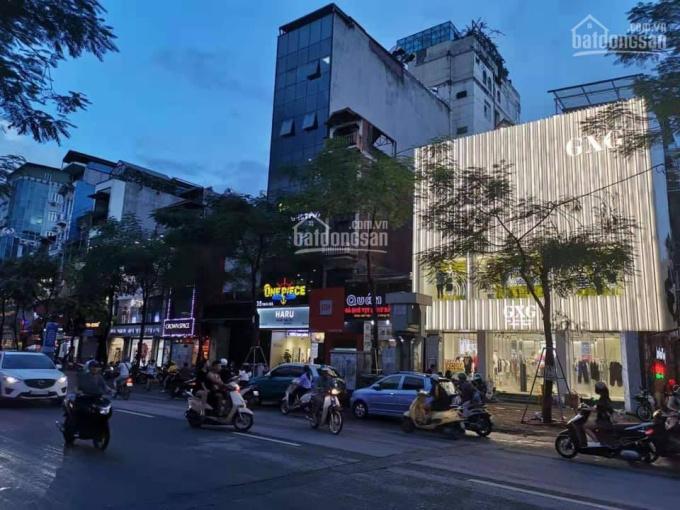Cho thuê nhà MP Nguyễn Trãi - ĐH Hà Nội DT 120m2 * 4m MT 7m ảnh 0