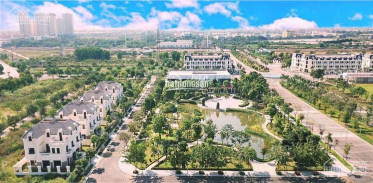 Bán biệt thự song lập 176m2 - An Lạc Symphony, giá 90tr/m2 đất, vừa ở vừa kinh doanh. Mặt tiền 9m ảnh 0