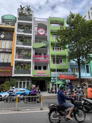 Bán nhà mặt tiền Đường Trần Hưng Đạo, P10, Quận 5 (4 x 25m) nhà 3 lầu đẹp ảnh 0