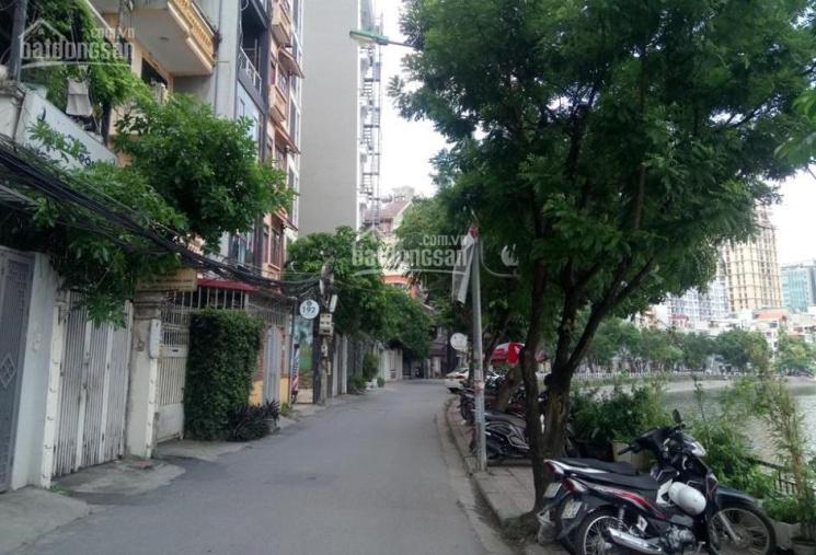 Bán tòa nhà 6T Mai Anh Tuấn 98m2 - MT 7m - kinh doanh - cho thuê - vỉa hè - hồ Hoàng Cầu - 29 tỷ ảnh 0