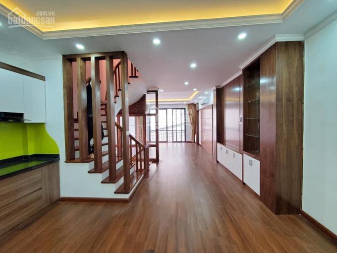 Bán nhà phố Hoàng Hoa Thám, Ba Đình 5T, 46m2, giá 8,3 tỷ (Ngõ ô tô) ảnh 0