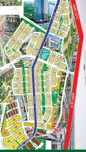 Bán đất nền dự án tại khu vực dự án Gold Hill, Trảng Bom, LH 0917906879 chuyên mua bán ký gửi ảnh 0