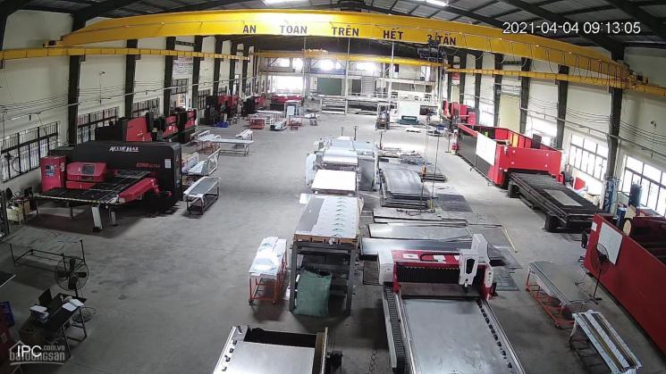 Không sử dụng hết cho thuê xưởng nằm trong khu công nghiệp Nhị Xuân, Hóc Môn ảnh 0