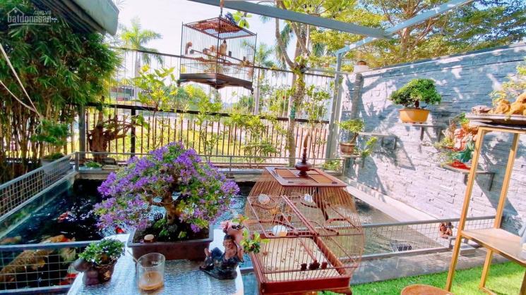 Tôi cần bán biệt thự đơn lập full nội thất khu Euro Village 1 ven sông Hàn Đà Nẵng. 0902007027 ảnh 0