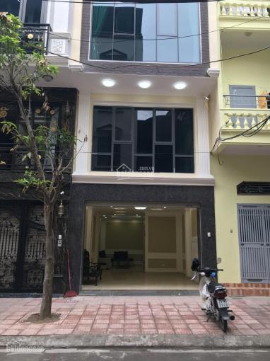 Cho thuê nhà Trần Quang Diệu 55m2 x 4T, oto đỗ cửa ngõ rộng, có gara oto, nhà mới đẹp ảnh 0