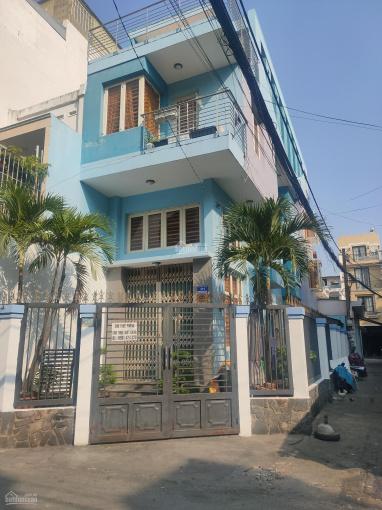 Bán nhà hẻm xe hơi Nguyễn Trãi (3.75*13) 1 trệt, 2 lầu, giá 10.5 tỷ ảnh 0