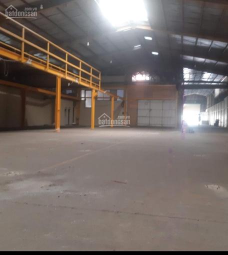 Kho, xưởng 700m2 y như hình, xe công 40F vô kho KCN Tân Bình ảnh 0