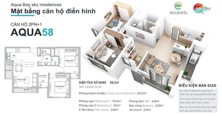 Chuyên cho thuê căn hộ Chung cư Aqua Bay - Ecopark giá tốt nhất thị trường. LH: 0868 683 386 ảnh 0