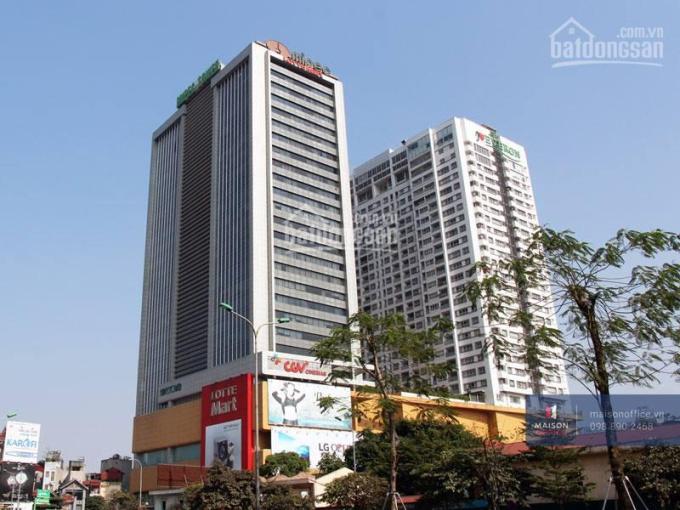 BQL cho thuê VP tòa Mipec Tower 229 Tây Sơn, Đống Đa HN. DT từ 200 - 1500m2 giá từ 150nghìn/m2/th ảnh 0