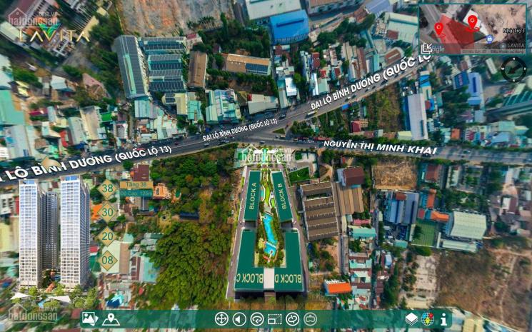 Căn hộ resort 5 sao Lavita Thuận An một vịnh xanh giữa lòng thành phố, TT 250tr nhận nhà, CK 3-18% ảnh 0