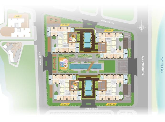 Kẹt tiền bán lại căn 2PN 66m2 Q7 Riverside giá 2.275 tỷ thu về, và căn góc 69m2 bán giá hợp đồng ảnh 0