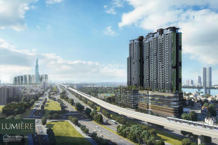 Cần bán căn hộ Lumière Riverside giá cam kết tốt nhất thị trường. DT: 1PN - 3PN, LH 093 727 8688 ảnh 0