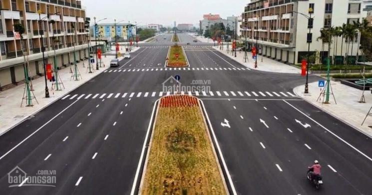 Bán 02 lô shophouse liền nhau, mặt đường Lý Anh Tông, dự án HUD B, Trầu Cau Garden, TP Bắc Ninh ảnh 0