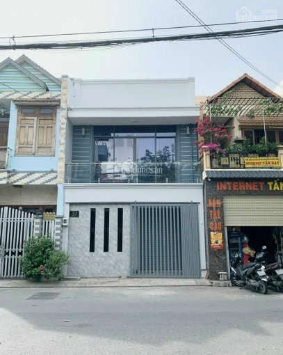 Bán nhà cấp 4 mặt tiền đường số ngang: 8,7 x 17,5m, phường Tân Quy, quận 7 ảnh 0