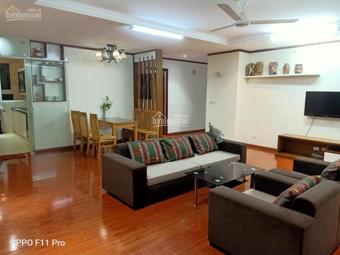 Cho thuê chung cư Vinaconex 1, 148m2, 3 PN, đầy đủ nội thất. LH: 0948396522 ảnh 0