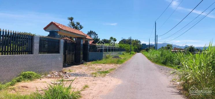 Bán đất sau trung tâm hành chính huyện Đất Đỏ, 136.1m2 thổ cư 60m2 ngang 5x28m hai mặt tiền trước ảnh 0