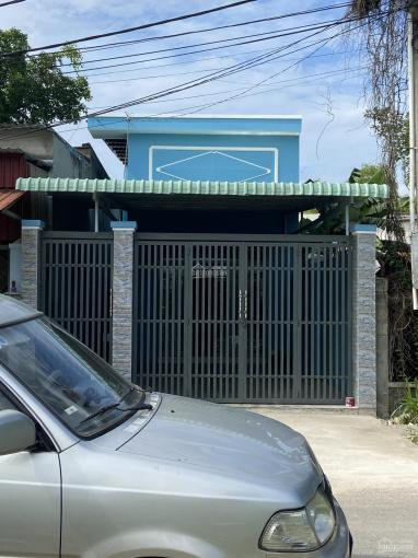 Bán nhà cấp 4 DT 5x20= 100m2 mặt tiền Hồ Văn Tắng, Tân Phú Trung, Củ Chi, sổ hồng riêng ảnh 0