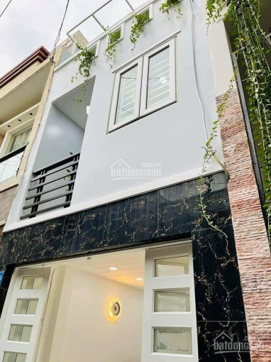 Bán nhanh căn nhà 34,2m2 hẻm 1 sẹc đường Phan Văn Hân, Q. Bình Thạnh - gần chung cư Trường Sa ảnh 0