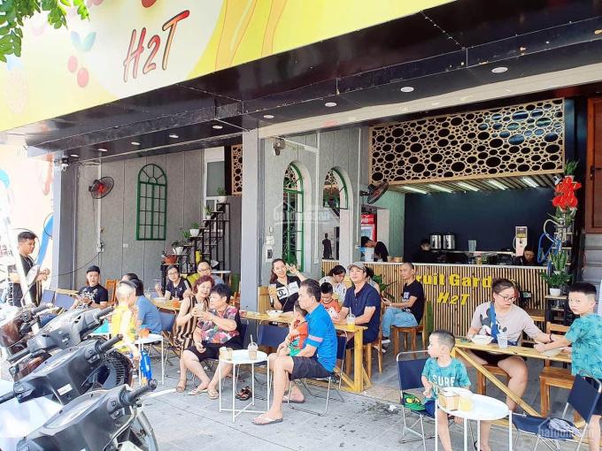 Mặt tiền rộng 10m, DT 55m2, kinh doanh đắc địa, mặt phố Trần Khát Chân, gần ngã tư Phố huế ảnh 0